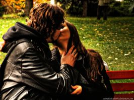 kiss HDR by cornelvoicu1989