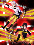 :KagePro: Two faces of the same medal~ by KirCorn