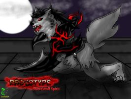 Prototype Alex Mercer Werewolf Spirit by ceeme521