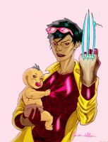 Jubilee and Shogo by WTK