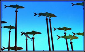 Fishes II by Vincent-Malcolm