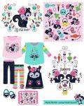 Lil' Stinker Children's apparel by minercia