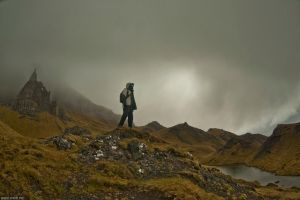Isle of Skye by alexiuss