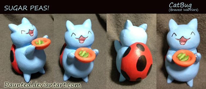 Catbug Custom Figure by daunted