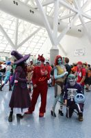 ? - AX 2012 by AtomicBrownie
