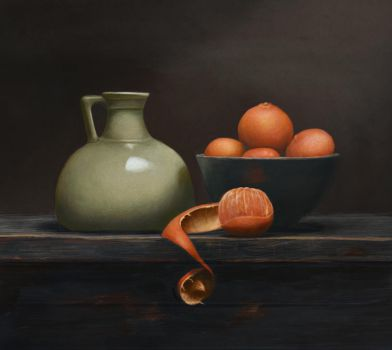Still life two color by rouswilliam