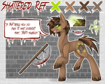 Shattered Ref by Sketchi-Panda