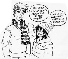 Don't need the scarf by neilak20