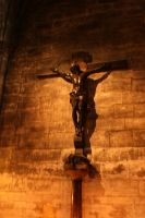 Notre Dame Crucifix by deadenddoll-stock