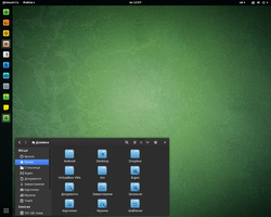 #gnomeshell on #archlinux by Localizator