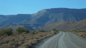 Karoo Road by Thaylien