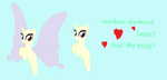 (MLP Base) : Butterfly Pony by MelaRainbow-Bases