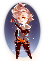 Bravely Default - Ringabel by Yu-nicorn
