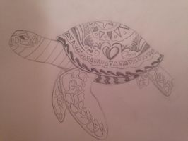 Turtle by Allisday4