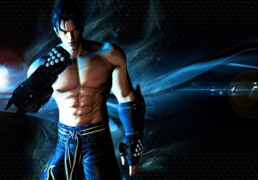Jin Kazama TTT2 by ShannyYums
