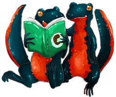 Cynops Orientalis by Hoaxers