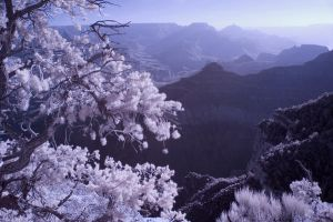 GRAND CANYON IR III by simple-squamous