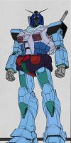 RX-78-2 Gundam JED colors by Combatkaiser