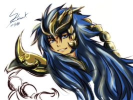 Scorpion Kardia by saintcosevent