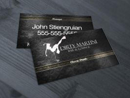 Dirty martini cards by SchuylerTechnology