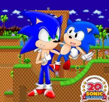 Sonic Generations by realmwars
