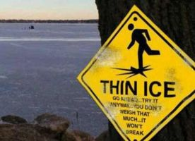THIN ICE by jesus-lvr