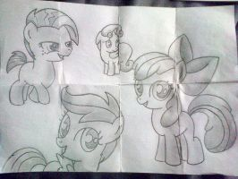 Doodles.. by Io-Andromeda