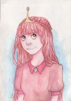 Princess Bubblegum by El--Fox