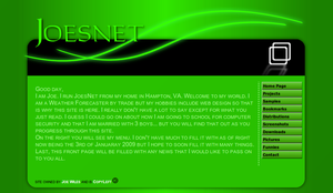 Green and Black ProofofConcept by joesbox