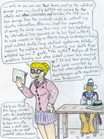 Attorney Angelica and Darkwing Duck by Jose-Ramiro