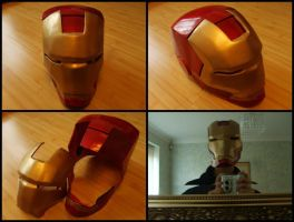 THE IRON MAN MASK by chioky