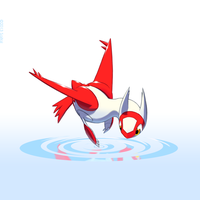 POKEDDEXY 03: Latias by Saital