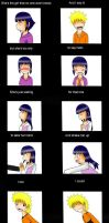 NaruHina: Say You Like Me by xmizuwaterx