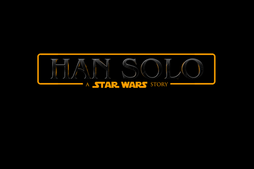 Han Solo: A Star Wars Story - LOGO 1 by MrSteiners