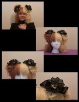 Black Bows by AngelicalDesign