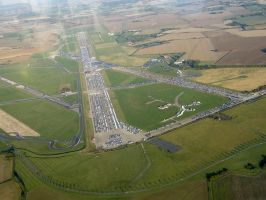Bedford Autodrome by captainflynn