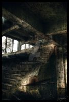 N_CF-006_Stairway to Hell by noistromo
