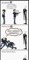 The Slender Man Mythos Part 2: MLA0, DH, ST/M by Expression