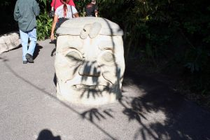 Ancient Face by cynstock