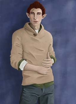 Solas In A Sweater by loveinnature