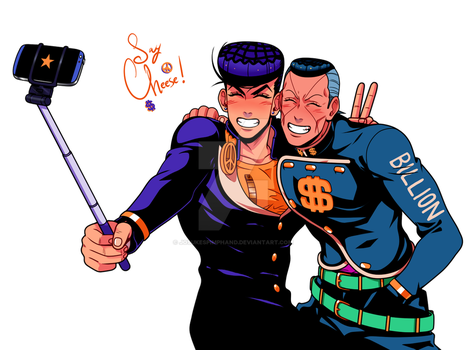 Prompt / DAY 3: Selfie by Josukespimphand
