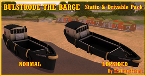 Bulstrode Release by TheDirtyTrain1