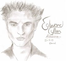 Edward Cullen by Axelroxsox