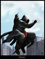Altair :: Assassin's Creed by Liquid-Skin