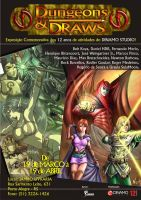 Dungeons and Draws expo by danielhdr