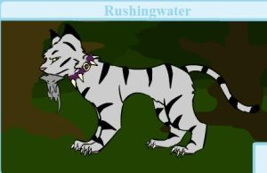 Rushingwater by God-is-Drunk