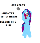 WIP Design - Laughter Aftermath by EmeraldTahWolf