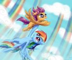 Come Fly With Me by KP-ShadowSquirrel
