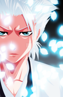 Hitsugaya Toshiro by DartRoberth