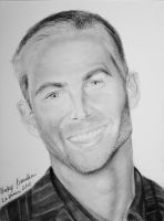 Paul Walker by Vickyx22